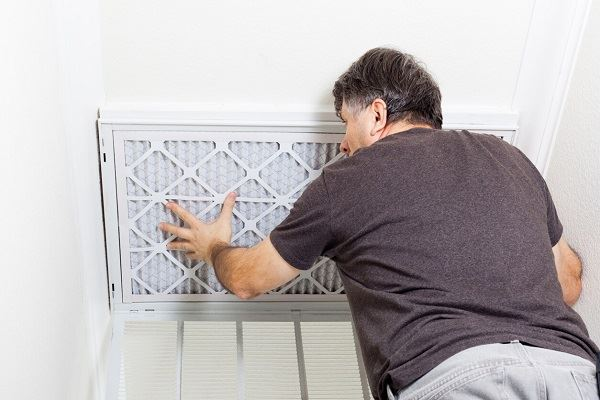 How to Change an AC Air Filter
